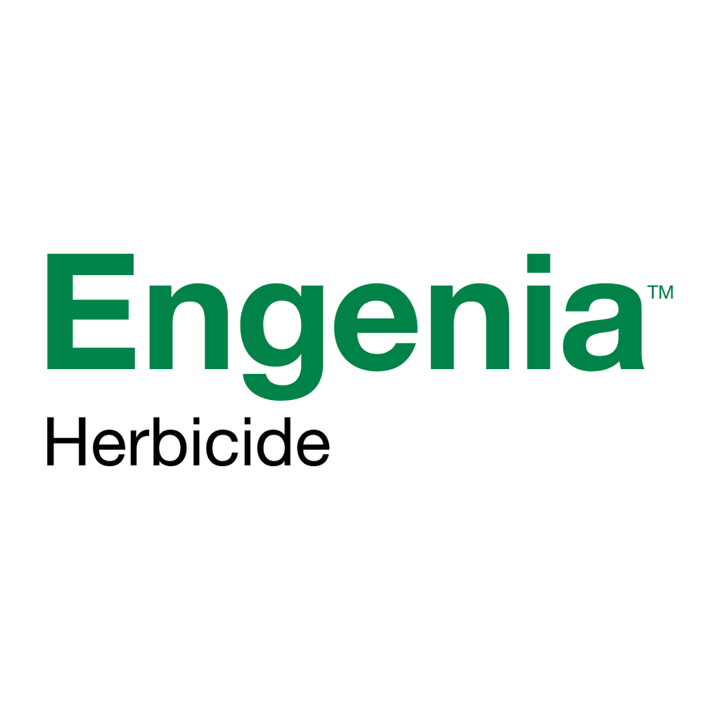 Engenia® Herbicide Logo - Combo-Jet® spray tips are used for the best application of XtendiMax with Pulse Width Modulation Spray Systems like AimCommand®, Hawkeye®, Pinpoint® II, SharpShooter®,