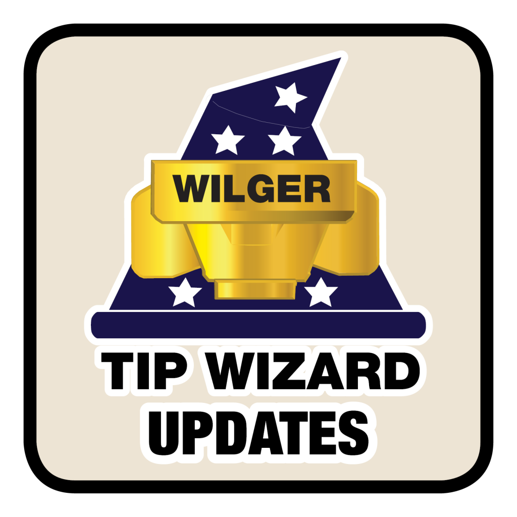 Tip Wizard Updates